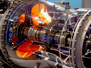 Gas Turbine - Waspaloy